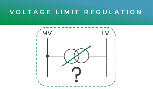 VOLTAGE LIMIT REGULATION